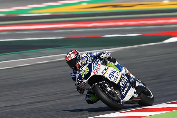MotoGP Loris Baz remonte d'un cran au championnat après Barcelone