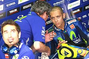 MotoGP Intervista Rossi: