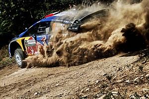 WRC Son dakika Ogier, Finlandiya'daki test kazasından yara almadan kurtuldu