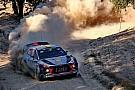 WRC Mikkelsen termina en la cima en el primer día en Cataluña