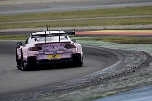 DTM Reporte de calificación Pole para Lucas Auer en la carrera del sábado del DTM