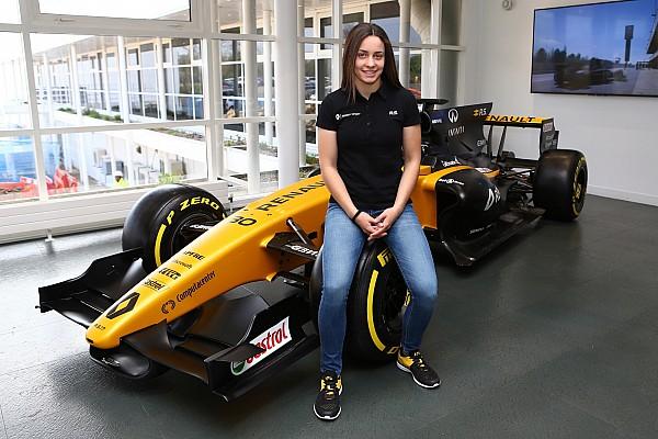 Formule 1 Actualités Marta García rejoint la Renault Sport Academy