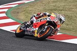 MotoGP フリー走行レポート 【MotoGP】カタルニアGP FP2:マルケス連続首位。ヤマハ下位に沈む