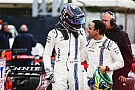 "Williams define como ""assustador"" duelo entre Massa e Stroll"