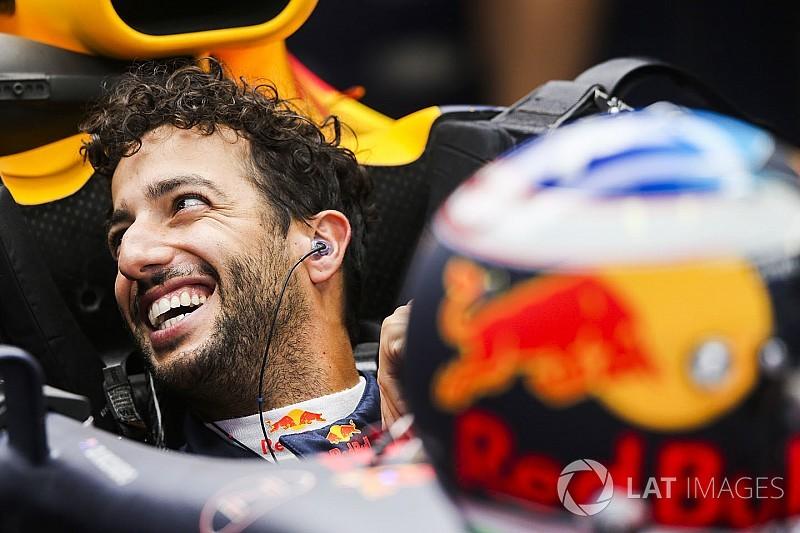 Renault F1 a tenté de recruter Ricciardo