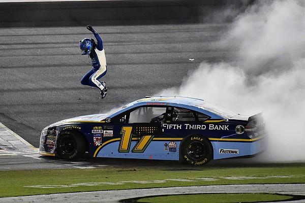 NASCAR Cup NASCAR 2017 in Daytona: Ricky Stenhouse Jr. holt 2. Saisonsieg