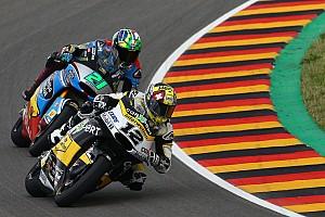 Moto2 Interview Lüthi: