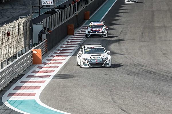 تي سي آر الشرق الأوسط تقرير السباق تي سي آر الشرق الأوسط:  فايلز يحسم اللقب بعد فوزه بالسباق الثاني في البحرين