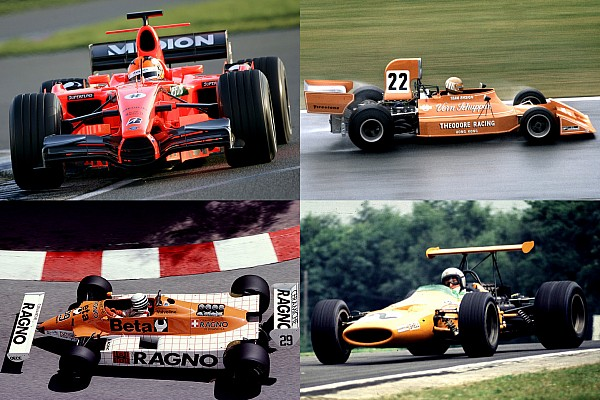 Foto-overzicht: De Formule 1 kleurt oranje