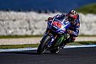 MotoGP Vinales ends Phillip Island MotoGP test on top