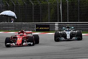 Formule 1 Réactions Wolff: Räikkönen