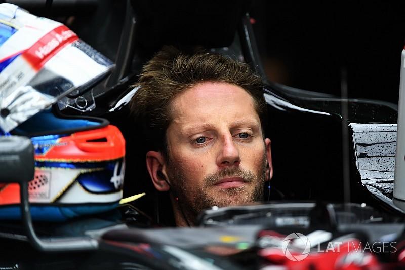 """Grosjean az """"AZ"""" vérszomjas bohóca miatt szállt el"""