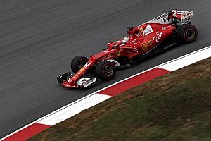 F1 Reporte de prácticas Vettel terminó el viernes arriba en Malasia