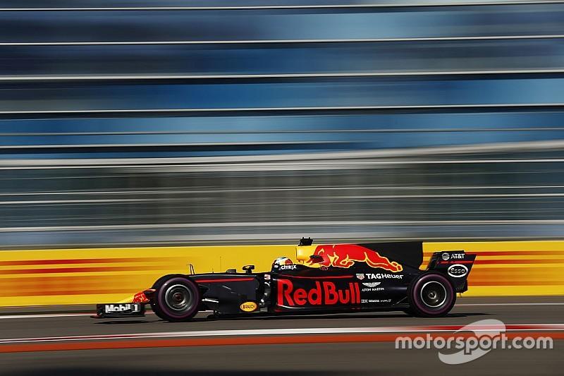 Взлеты и падения на «Сочи Автодроме»: Red Bull
