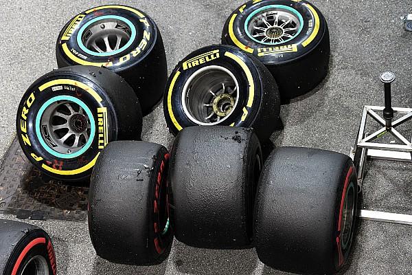 Formula 1 Mercedes dan Ferrari beda strategi ban di GP Malaysia