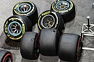 Formula 1 Pirelli announces first F1 tyre choices of 2018