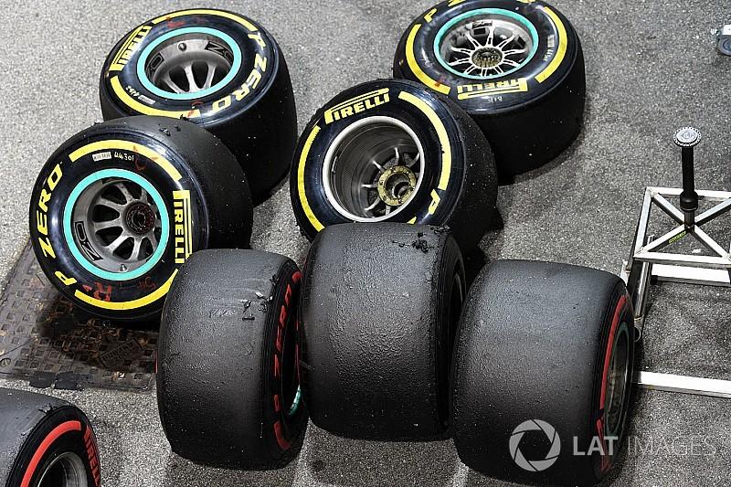 Mercedes and Ferrari split tyre strategies for Malaysian GP