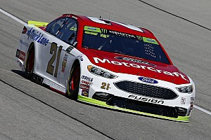 NASCAR Cup Interview Iconic Wood Brothers looking to add to their history in first playoffs