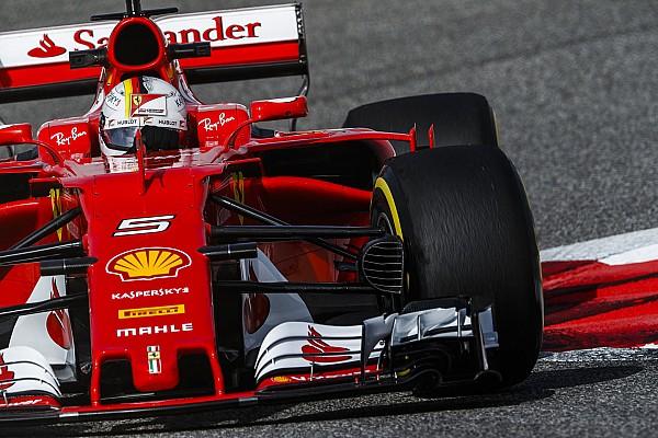 Sebastian Vettel nach F1-Qualifying in Bahrain