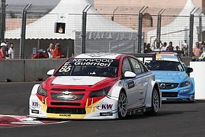WTCC Noticias de última hora Esteban Guerrieri dice que tuvo un poco de suerte en Marrakech