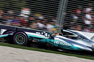 Formule 1 Actualités Hamilton et Mercedes doivent travailler sur l'exploitation des pneus
