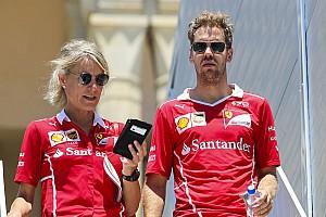 Motorcsere a Ferrarinál Vettel autójában