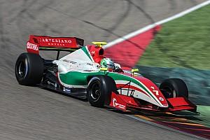 Formula V8 3.5 Reporte de la carrera Celis logra podio en Aragón y Orudzhev se lleva la victoria