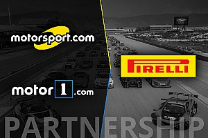 General Noticias Motorsport.com Motorsport, 'Digital Media Partner Oficial' del 'Pirelli World Challenge'