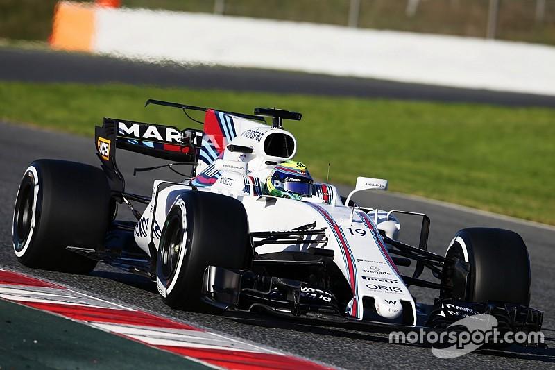 Barcelone, J5 - Massa assure, McLaren et Renault souffrent