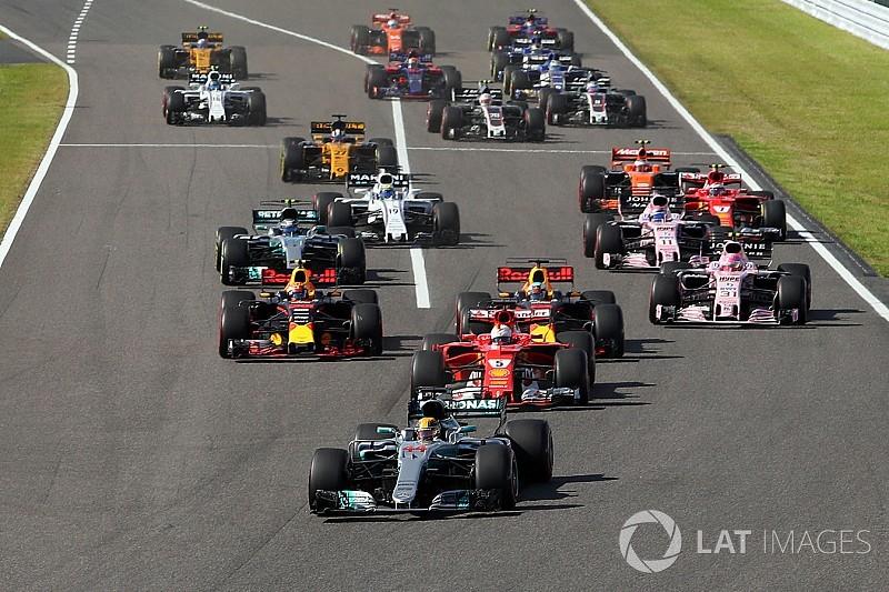 Le top 5 des pilotes F1 2017 de James Allen