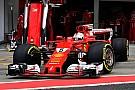 F1 Ferrari se arriesga al