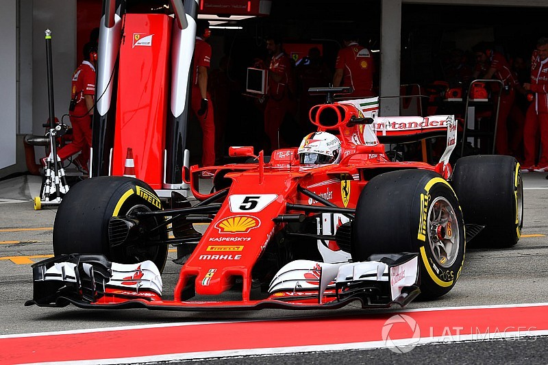 """Brawn : """"La clé est de rester calme"""" pour Ferrari"""