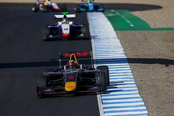 GP3 Кари лишили подиума в GP3