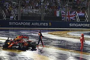 F1 Statistics Los retiros de carrera durante la temporada 2017 de F1