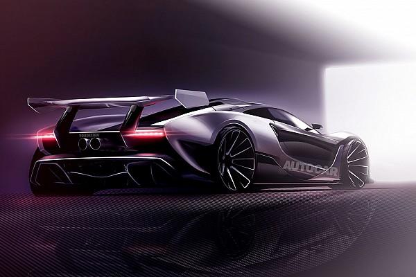 Prodotto Ultime notizie McLaren P15, la più estrema di sempre