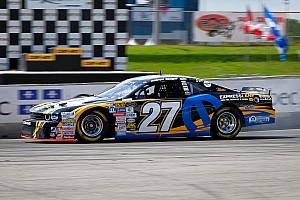 NASCAR Canada Breaking news Andrew Ranger paces field in Pinty's Series qualifying at GP3R