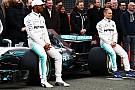 Формула 1 На тестах Mercedes будет чередовать пилотов в течение дня