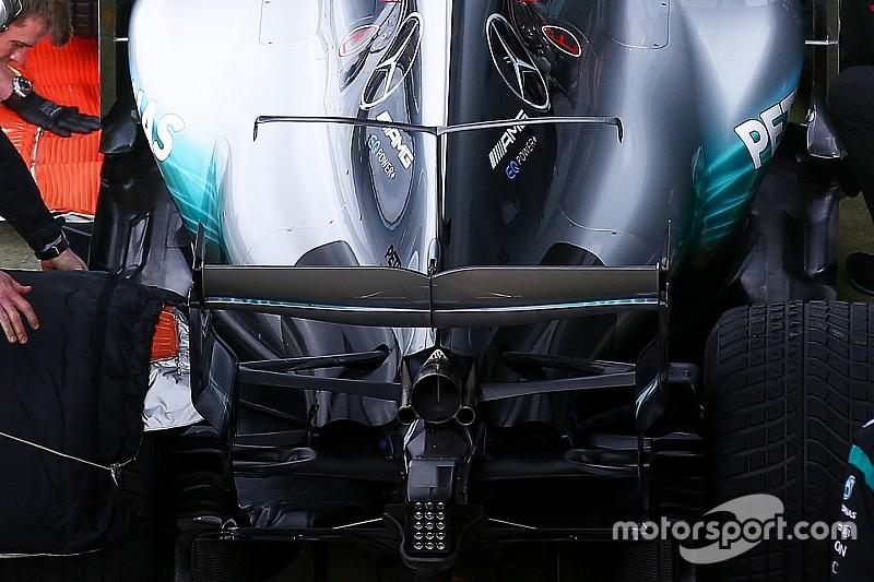 """迈凯伦认为梅赛德斯拥有2017年""""最出挑""""的新车"""