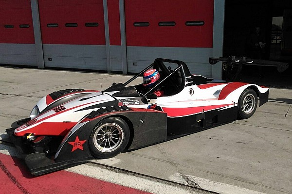 Test ad Adria con Vinella e Sartori per LP Racing