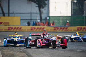 Formula E Breaking news Buemi slams d'Ambrosio blocking after heated Mexico battle