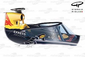 Formule 1 Actualités Ricciardo vante la visibilité du Halo Red Bull