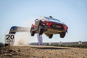 FIA vows to act on artificial WRC jumps after Mexico