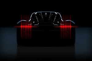 Aston Martin Project 003 teaser photo leaves us wanting more