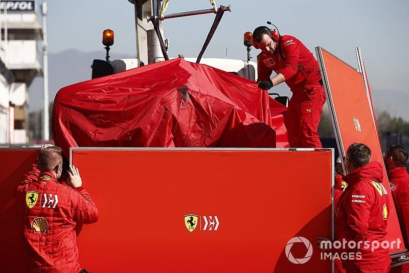 Statistiche test F1: Mercedes distanzia Ferrari di due GP nei primi sei giorni
