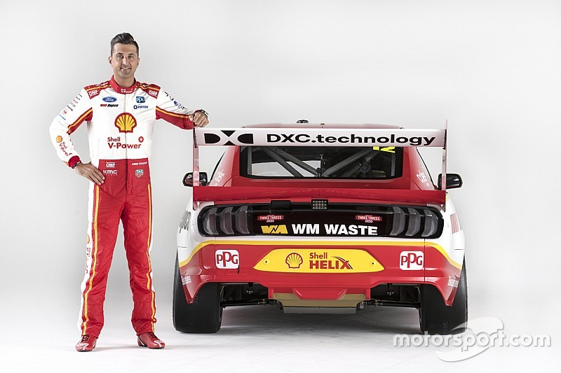Coulthard hoping for Mustang rear downforce boost