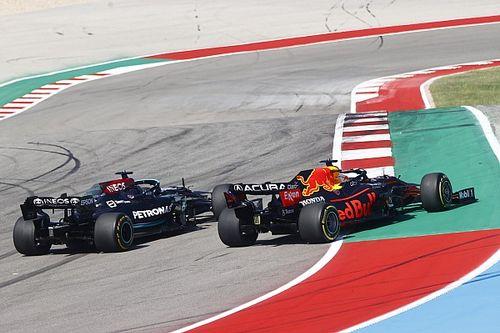 """F1: Hamilton """"não sabe o que poderia ter feito"""" de diferente para vencer Red Bull em Austin"""