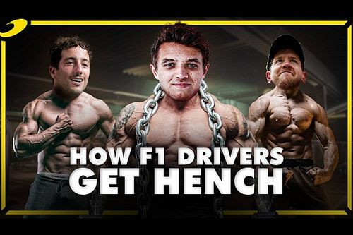 Come si allena e cosa mangia un pilota di F1
