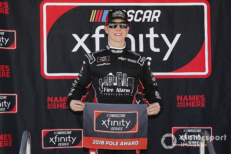 John Hunter Nemechek joins GMS Racing for 2019 Xfinity season