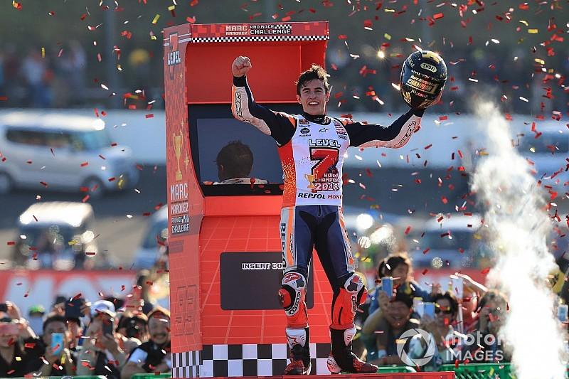 Andai tinggalkan Honda, Marquez tetap bisa menang