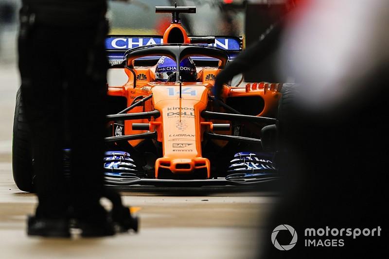 Nog geen beslissing over inzet Alonso tijdens wintertests